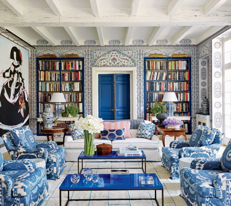 Adorable Architectural Digest Living Room