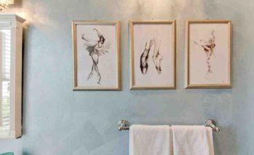 Adorable Art In Bathroom Of Diy Wall Decor Diy Wall