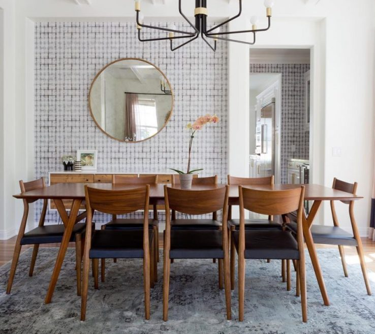 Adorable Mid Century Dining Room Of Daily Find | West Elm Mid Century Expandable