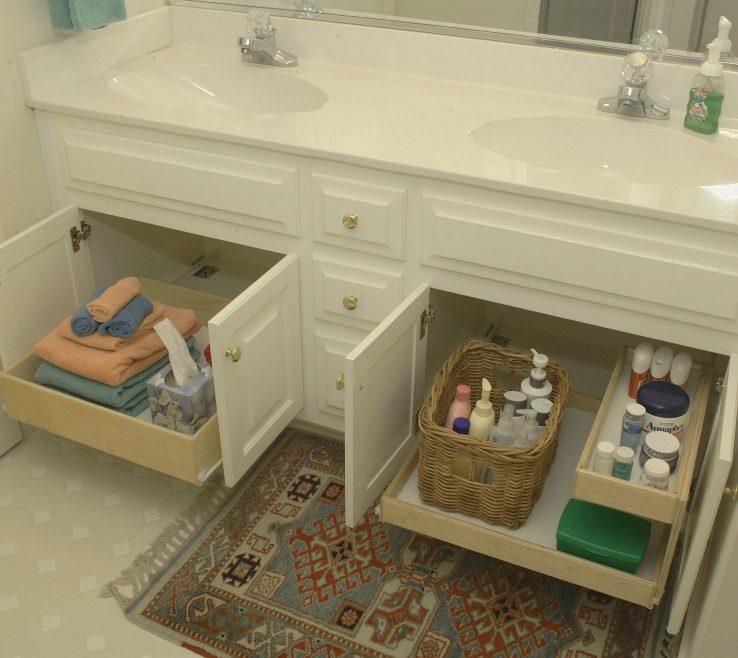 Adorable Very Small Bathroom Storage Ideas Of Eva With Regard To Places