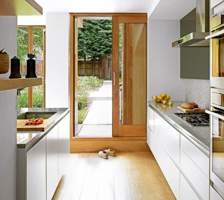 Adorable What Is A Galley Kitchen Of Create Practical Flow