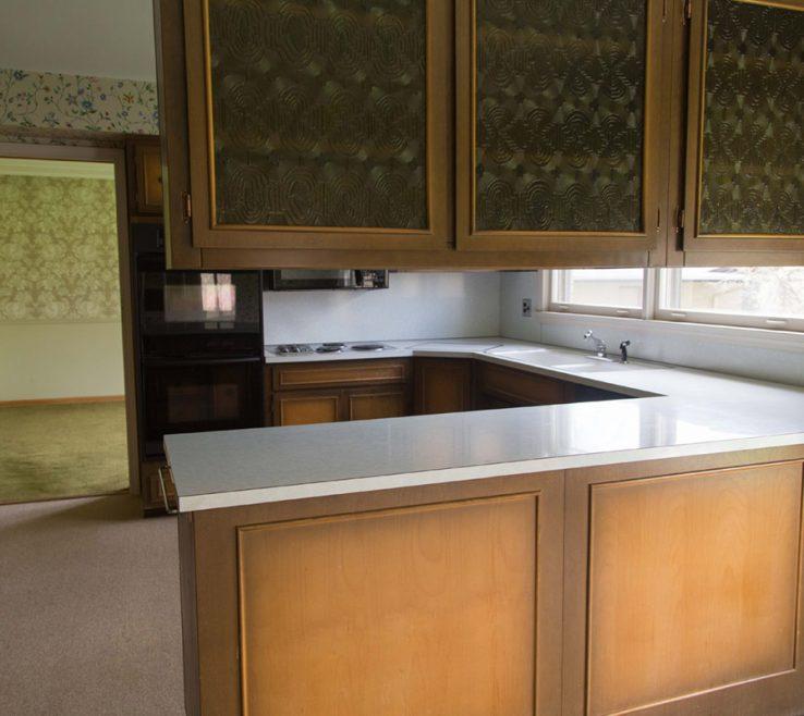 Alluring 1960s Kitchen