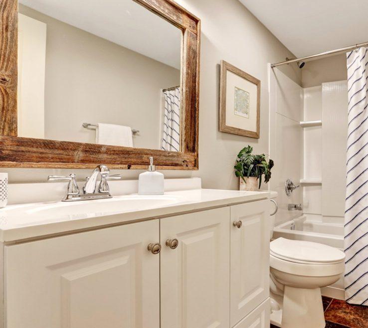 Alluring Bathroom Renovation Pictures Of Mirror