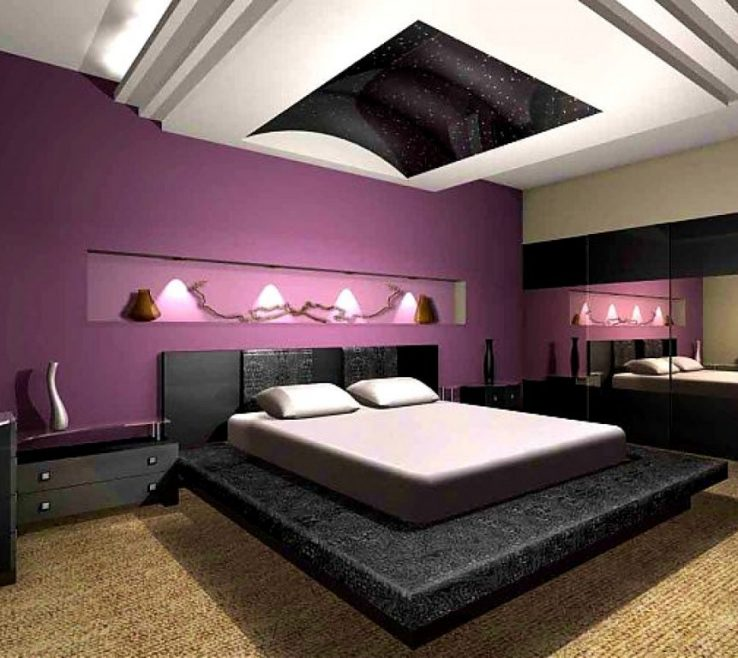 Alluring Big Bedroom Ideas Of For Women Cool Cozy White Purple