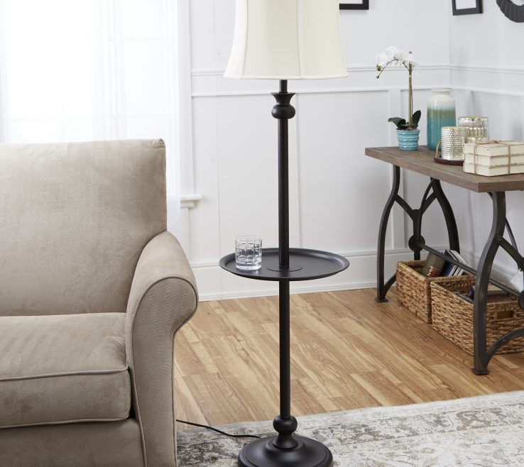 Alluring Dining Room Floor Lamps