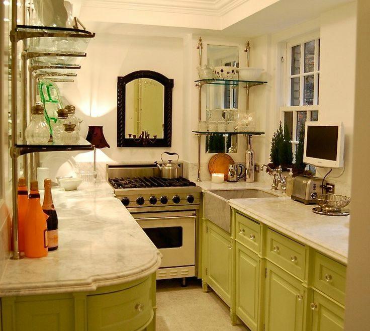 Alluring Small Galley Kitchen Of Best Designs