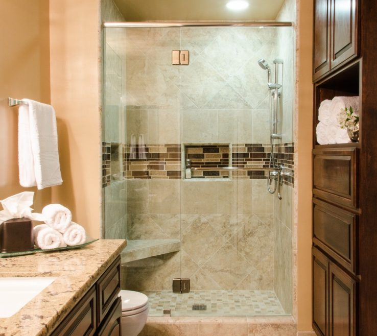 Amazing Bathroom Makeovers Before And After Of Image Of: Best Small