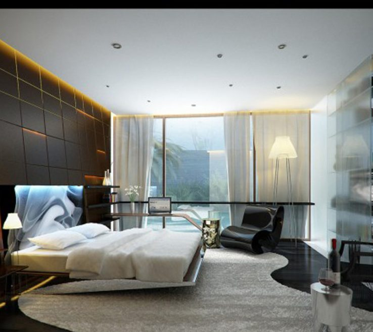 Amazing Contemporary Bedroom Ideas Of Contemporary Bedrooms Designs Ideas With Large Bedroom Grey
