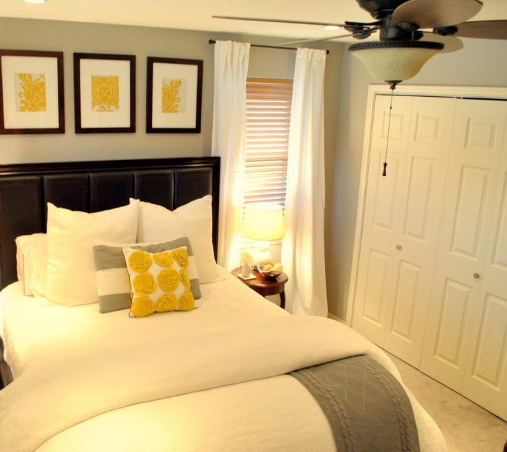 Amazing Guest Bedroom Decorating Ideas Of Small Small Small