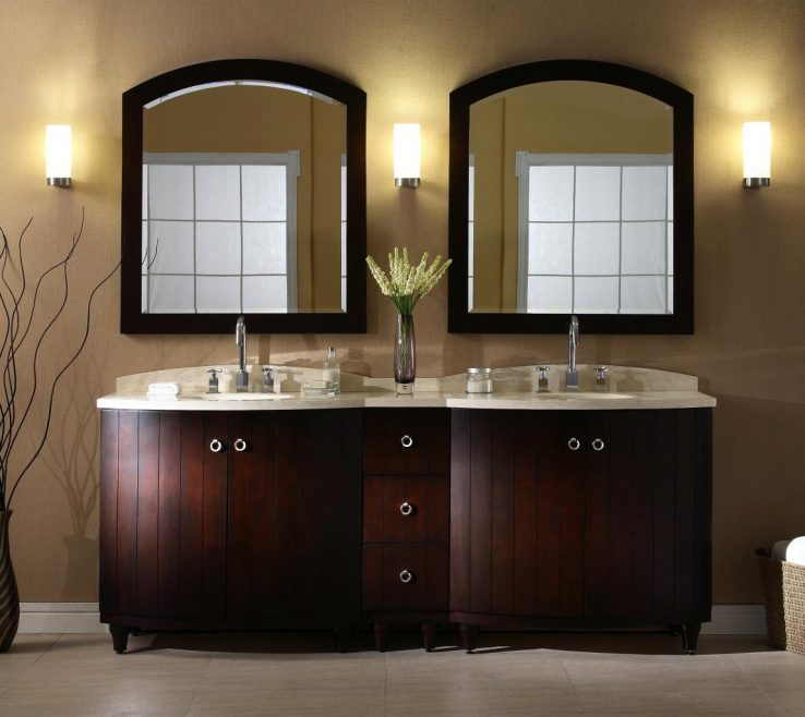 Amazing His And Her Bathroom Vanities Of Choosing A Vanity