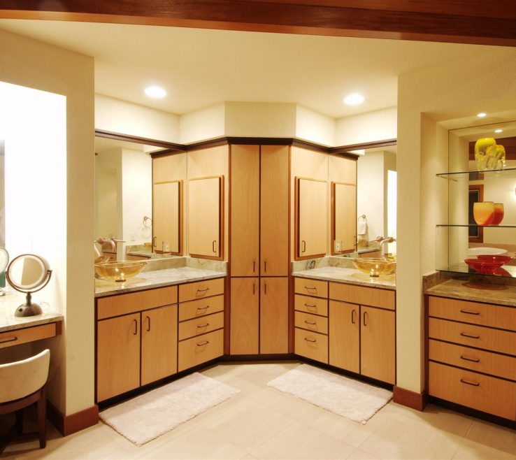 Amazing His And Her Bathroom Vanities Of Hishers