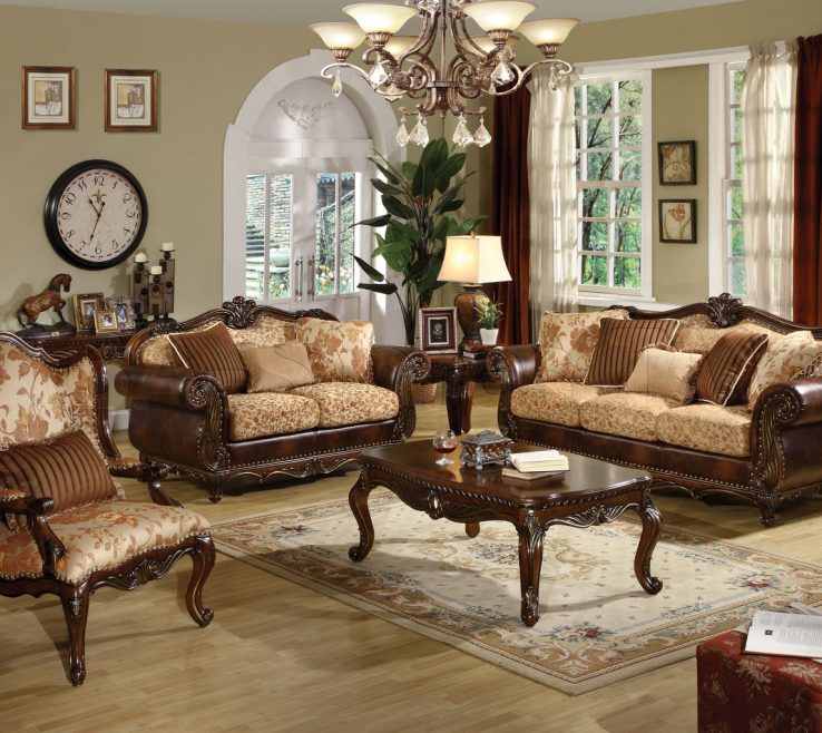 Amazing Living Room Set Ideas Of Leather Sets