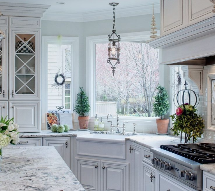 Amazing Luxury White Kitchen Of Traditional Designs Unique Design Ideas Lovely