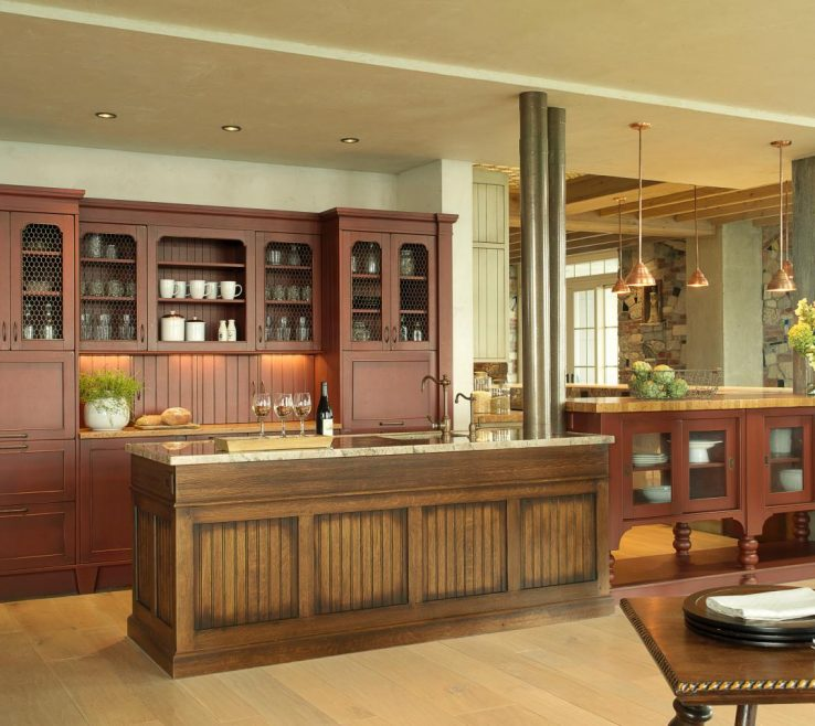 Amazing Rustic Style Kitchen Of S S Shelves S Ideas Modern Country