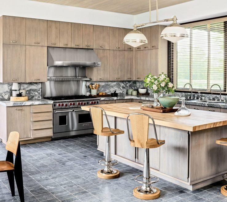 Architectural Digest Kitchens Of Ad100 Designer