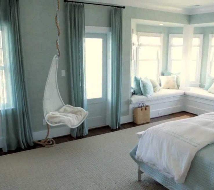 Artistic Beach E Bedroom