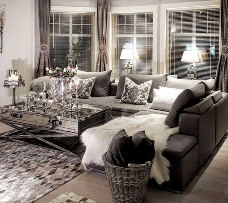 Astonishing Grey Living Room Decor Of Neutral Ideas Earthy Gray Rooms