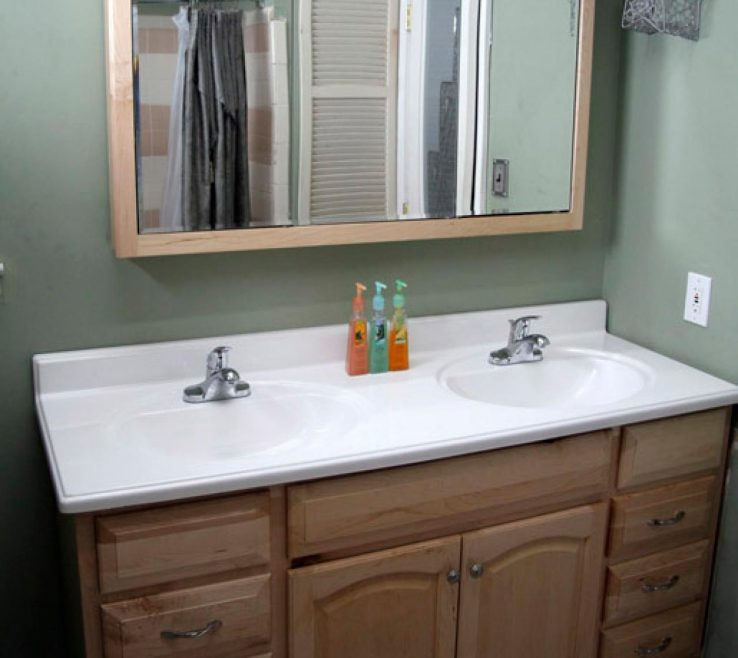 Astonishing His And Hers Bathroom Sinks Of Hdswt111 1aft Vanity