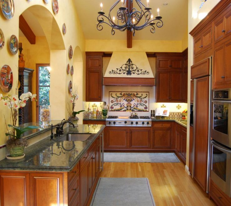Astonishing What Is A Galley Kitchen Of Designs