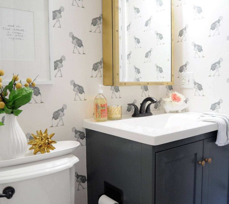 Astounding Bathroom Makeovers Before And After Of Small Inspirational 21 Small Decorating Ideas