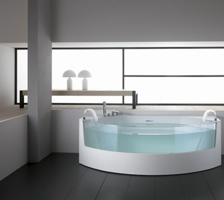Astounding Bathroom Tub Ideas Of Source · Small