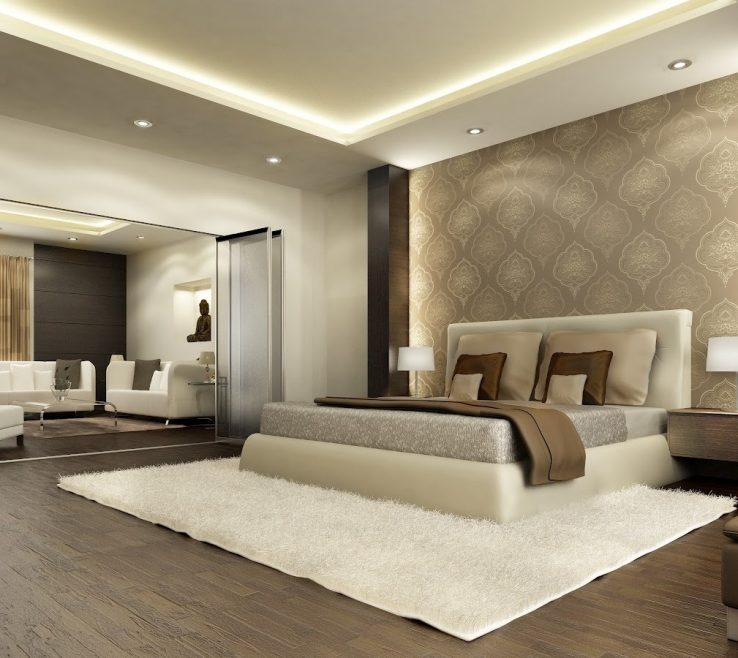 Astounding Contemporary Master Bedroom Of Luxury Bedrooms Modern 2015