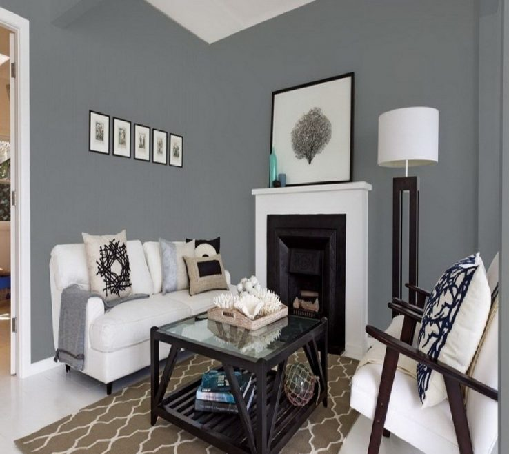 Astounding Grey Paint Ideas For Living Room Of 10 Why Choosing Tips