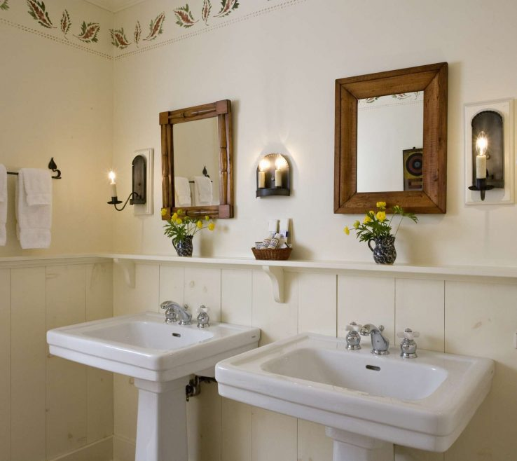 Astounding His And Hers Bathroom Sinks
