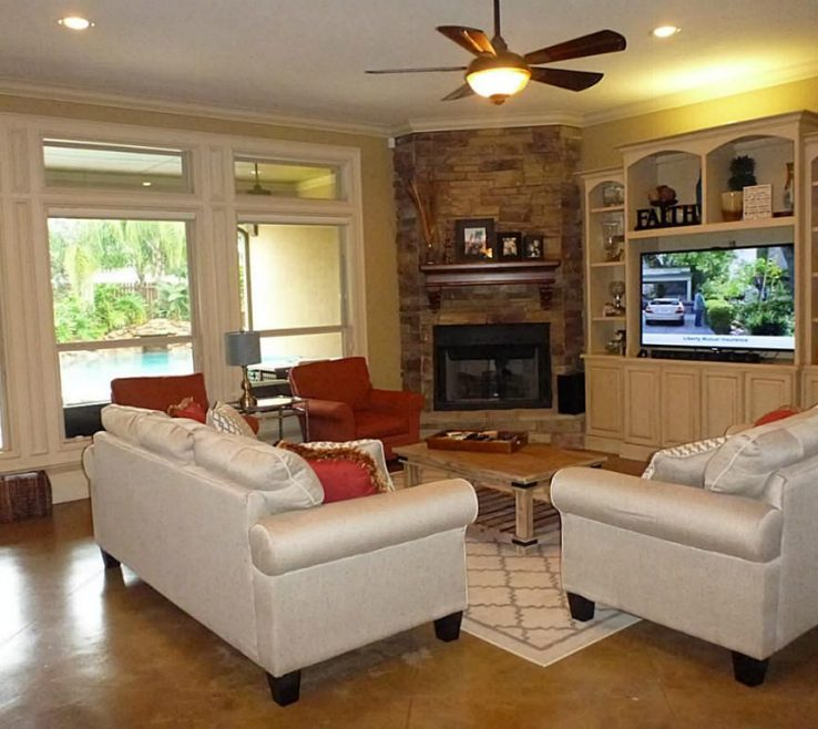 Astounding How To Decorate A Corner In A Living Room Of Superbealing Fireplace The Tags Fireplace Ideas