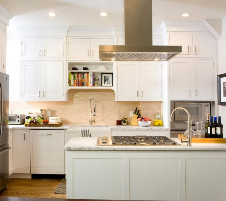 Astounding Kitchen Remodels With White S