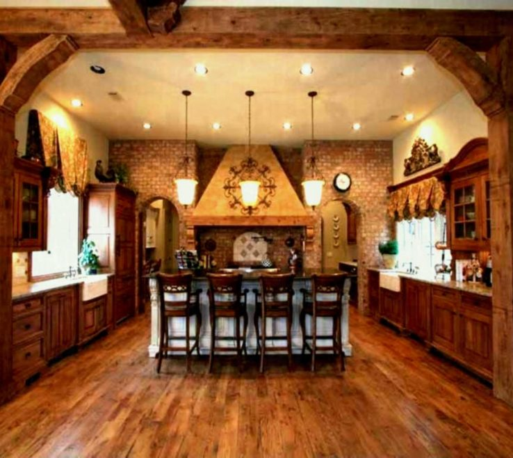 Astounding Rustic Style Kitchen Of Full Size Of Image Ideas Design Houz