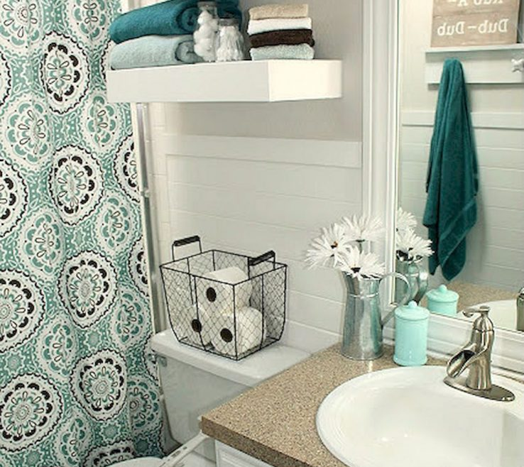Attractive Apartment Bathroom Of Pin By Jennifer Tinsley On Hsuperby Homes