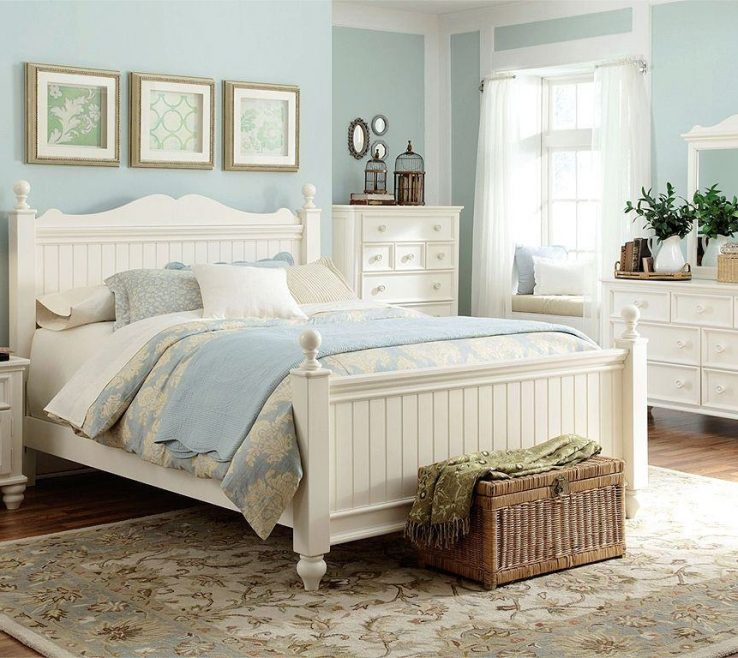Attractive Beach E Bedroom Of Simple Furniture For Your Decorating
