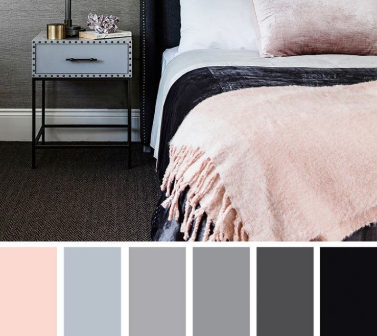 Attractive Bedroom Color Palette Of The Best Schemes For Your H