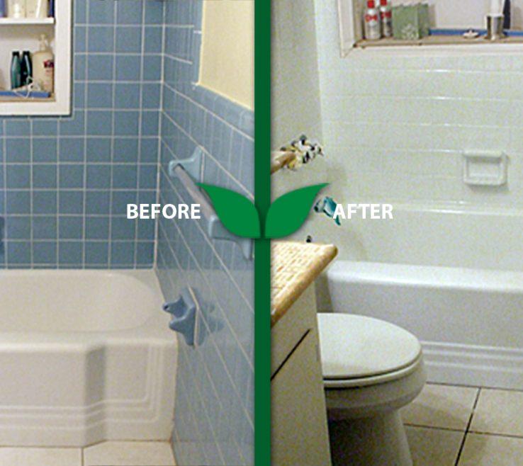 Attractive Reglazing Bathroom Tile Of New Cost 63 Best For Home