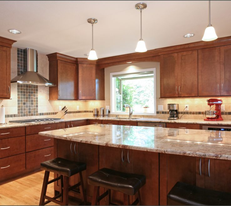 Awesome Kitchen Remodel Ideas Before And After Of A With Emphasis On Details