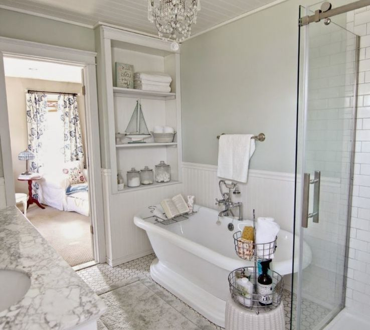 Bathroom Chandeliers Ideas Of Featured Photo Of Mini