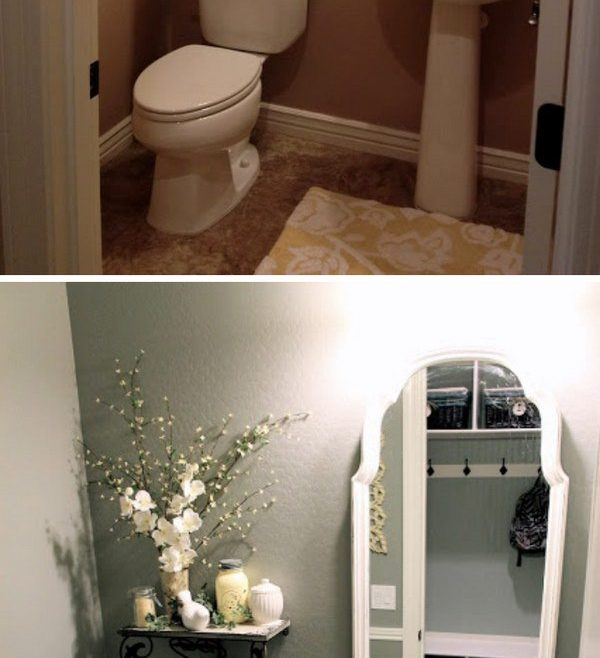 Bathroom Makeovers Before And After Of 37 Small