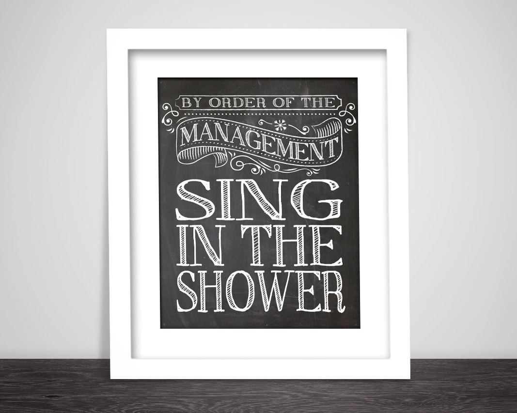 Bathroom Prints For Wall Of Art Ideas Design : Space Limited Art