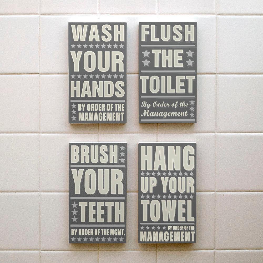 Merveilleux Bathroom Wall Decorations Of Kids Decor Ideas
