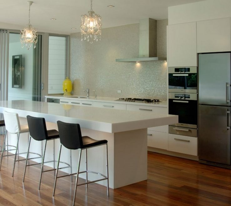 Beautiful Contemporary Kitchen Ideas Of Beautiful How To Design A High Efficiency