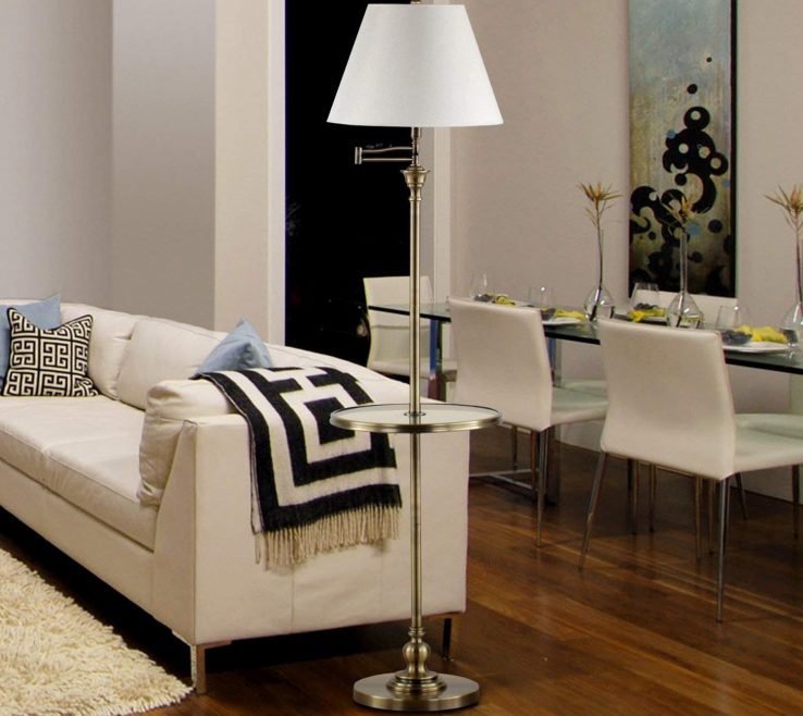 Beautiful Dining Room Floor Lamps