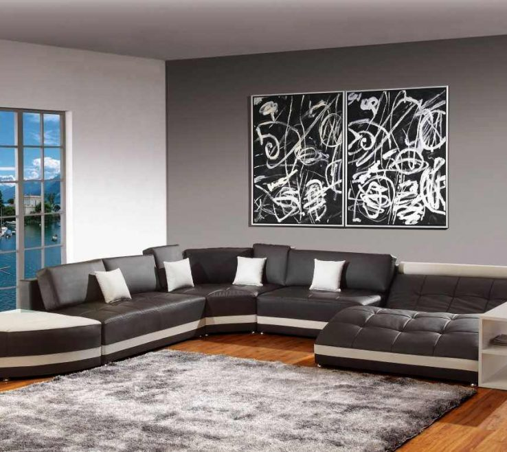 Beautiful Gray Paint Living Room Of Blue Grey Colors