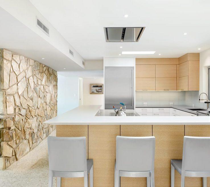 Beautiful Modern Style Kitchen Of Mid Century Design