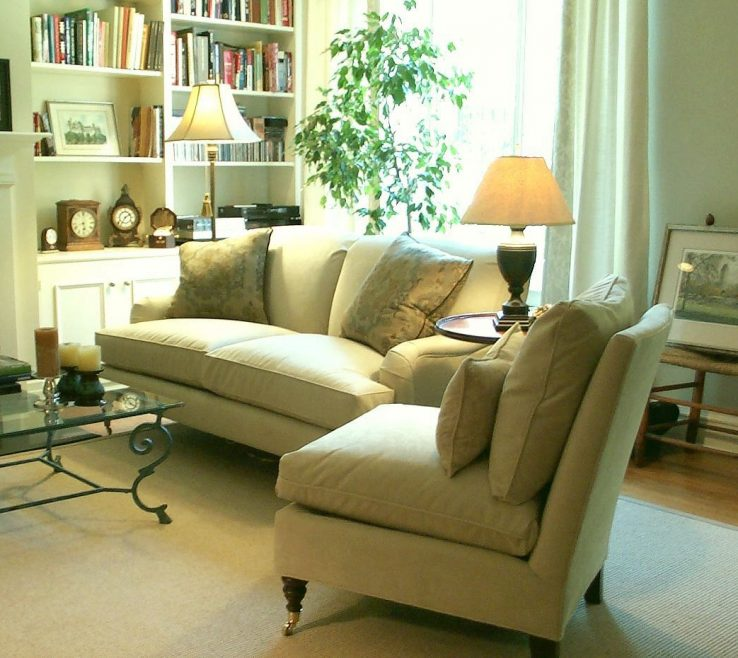 Beautiful Monochromatic Living Room Of Bronxville Monochromatic Living Room
