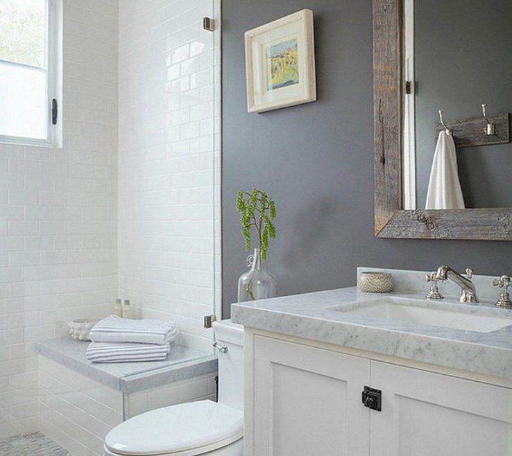 Beautiful Small Bathroom Makeover Ideas