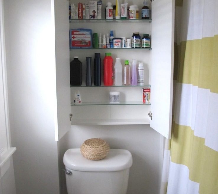 Beautiful Very Small Bathroom Storage Ideas Of Images