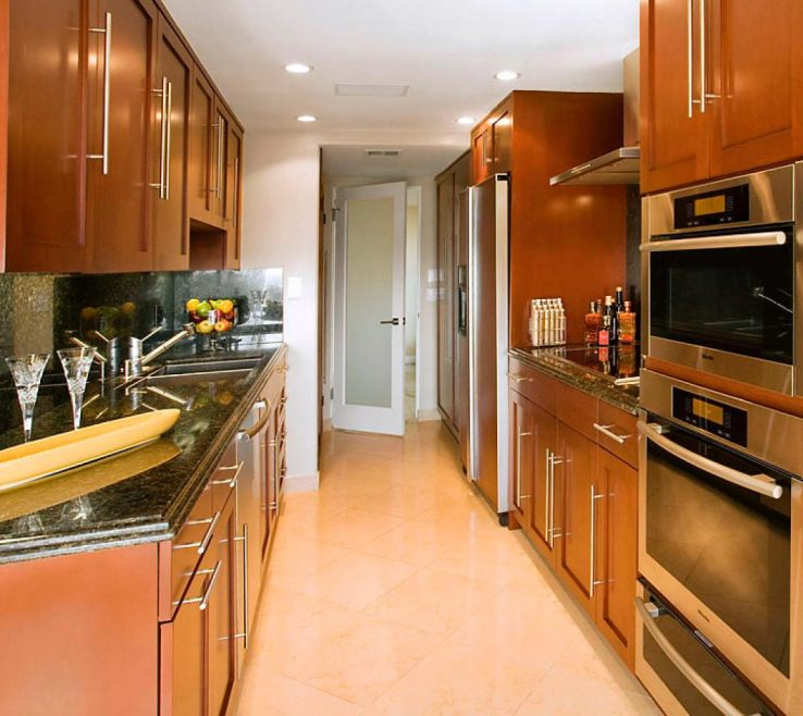 Beautiful What Is A Galley Kitchen Of Perfect Remodel