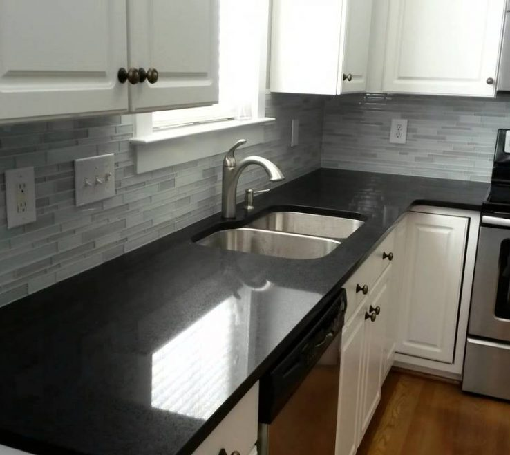 Beautiful White Kitchen Black S Of Best