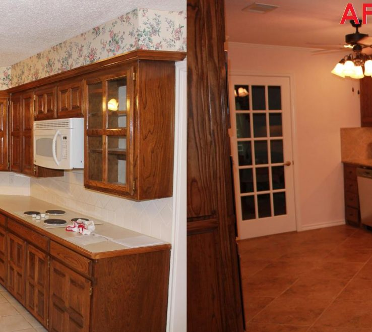 Before And After Kitchen Remodel Of Remodels Luxury Designs